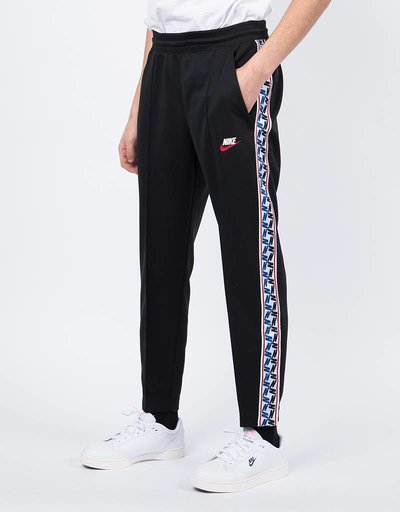 Nike taped pant poly black/sail