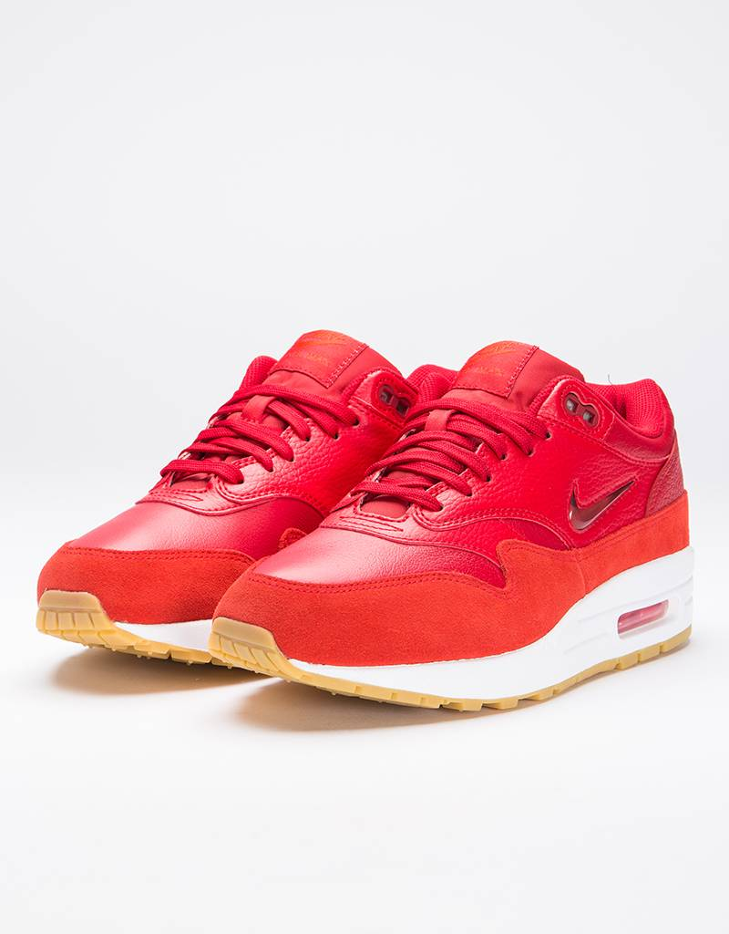 Nike Women's  Air Max 1 Premium SC gym red/gym red-speed red
