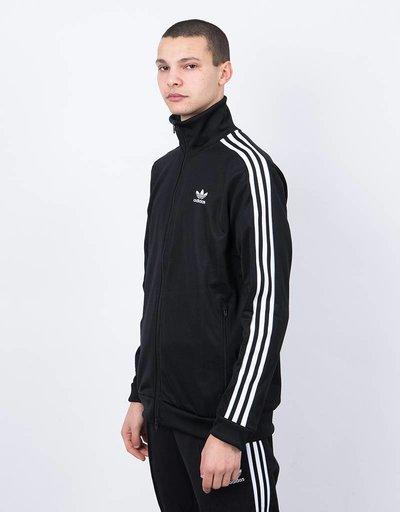 Adidas beckenbauer Tracktop black