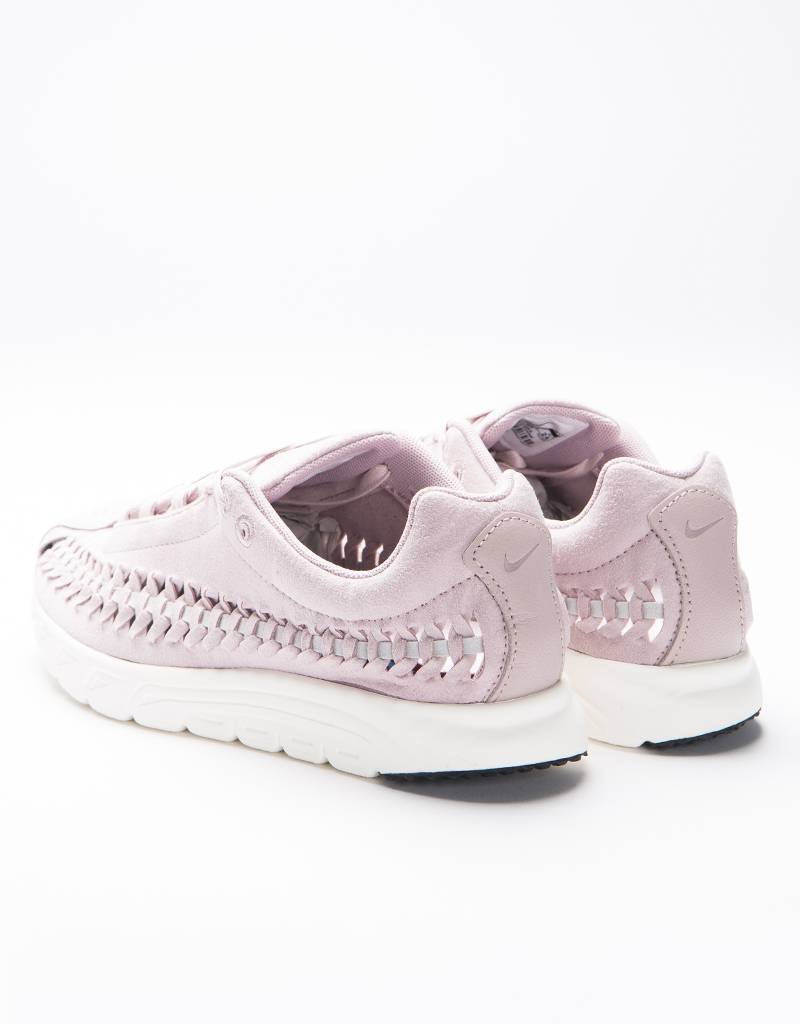 Nike Women's Mayfly Woven particle rose/particle rose-vast grey