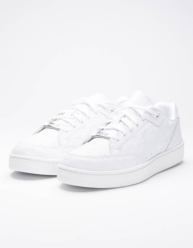 Nike Grandstand II Pinnacle white/white-matte silver-matte silver