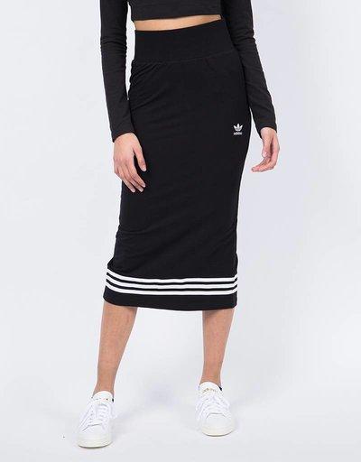Adidas skirt black