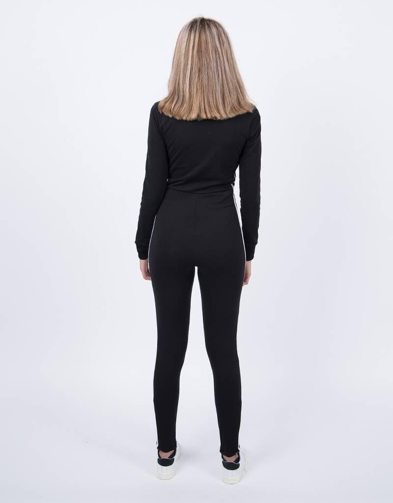 Adidas Stage Suit Black