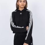 Adidas Cropped Hoodie Black