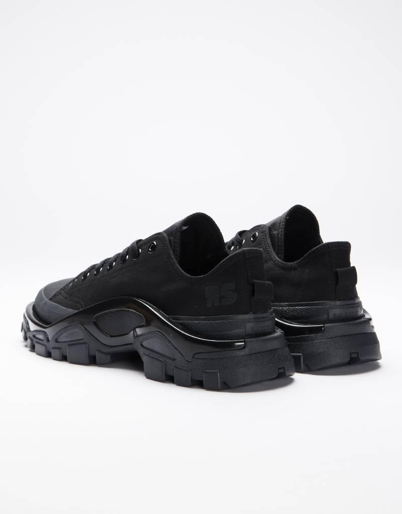 Adidas Raf Simons Detroit Runner Core Black / Core Black / Core Black