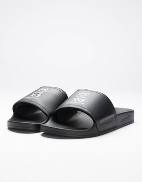 Adidas Adidas Y-3 ADILETTE core black / ftwr white / core black