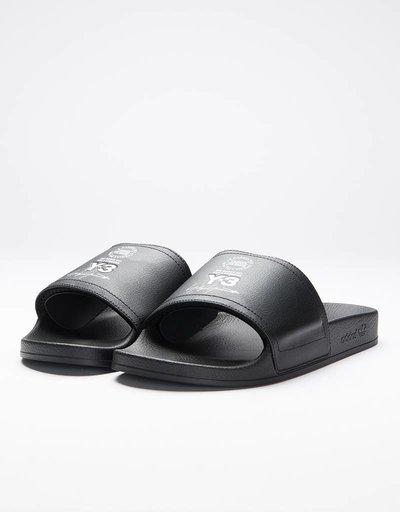 Adidas Y-3 ADILETTE core black / ftwr white / core black