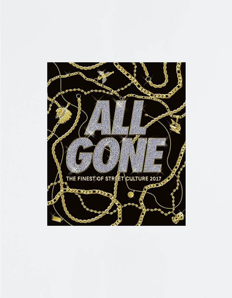 ALL GONE 2017 book Black
