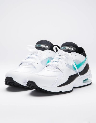 Nike Air Max '93 white/sport turq-black