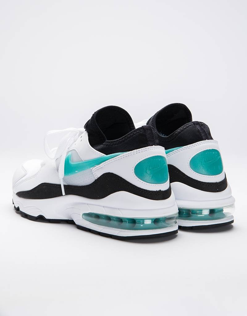 Nike Air Max '93 white/sport turq-black