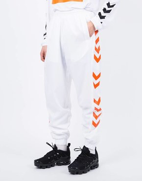 Hummel Hummel X 424 Track Pant White Red Orange