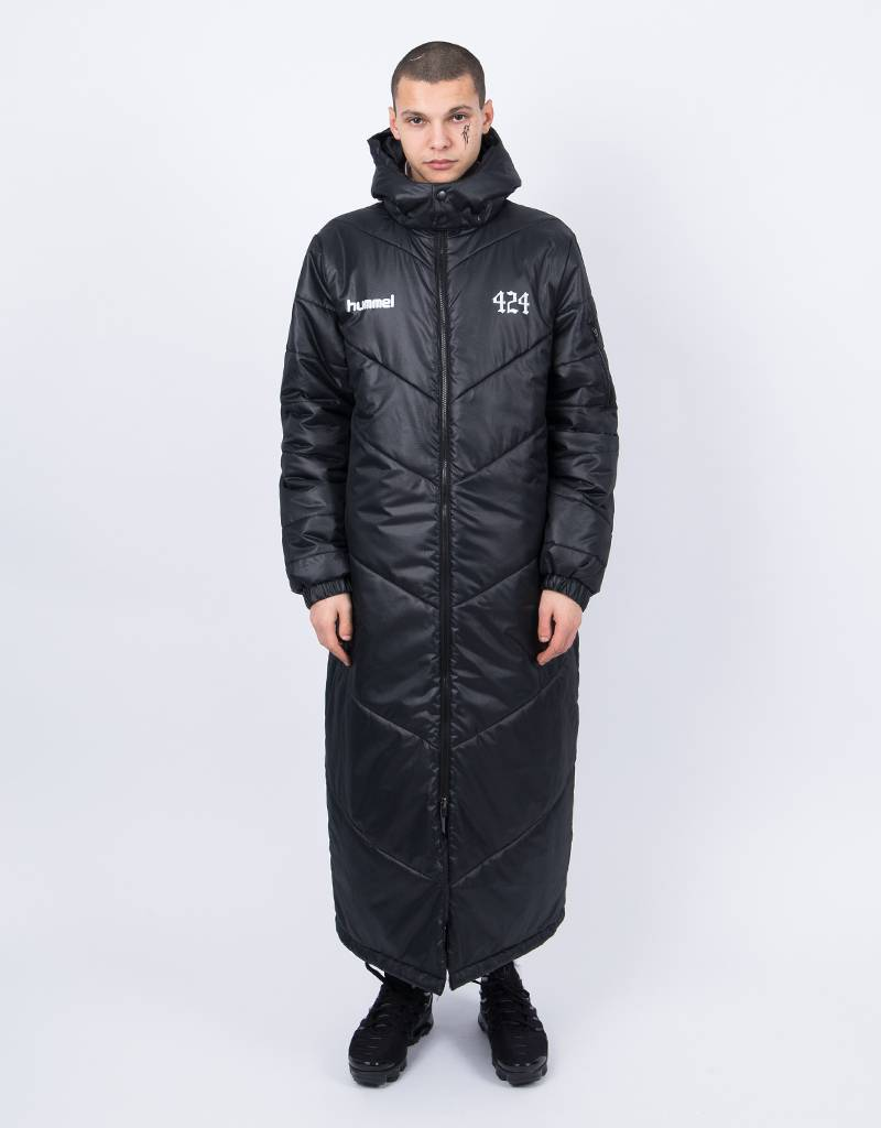 Hummel X 424 Puff Jacket Black