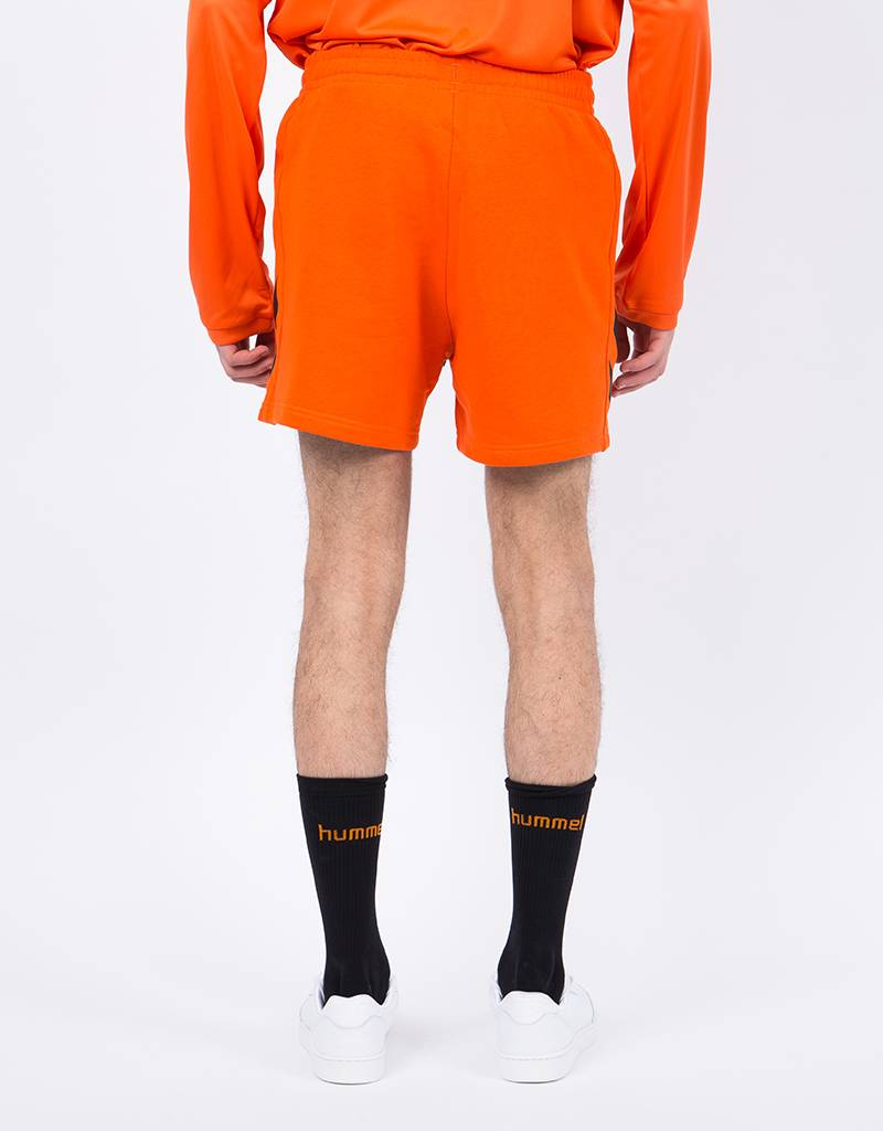 Hummel X 424 Shorts Red Orange