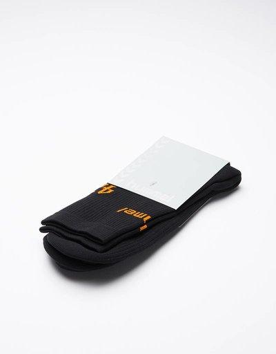 Hummel X 424 Socks Black Orange