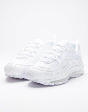 Nike Nike air max 98 white/pure platinum-black-reflect silver