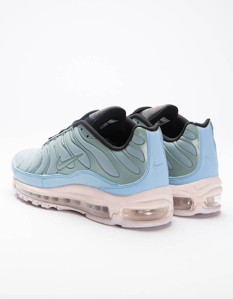 Nike air max 97 / plus mica green/barely rose-leche blue