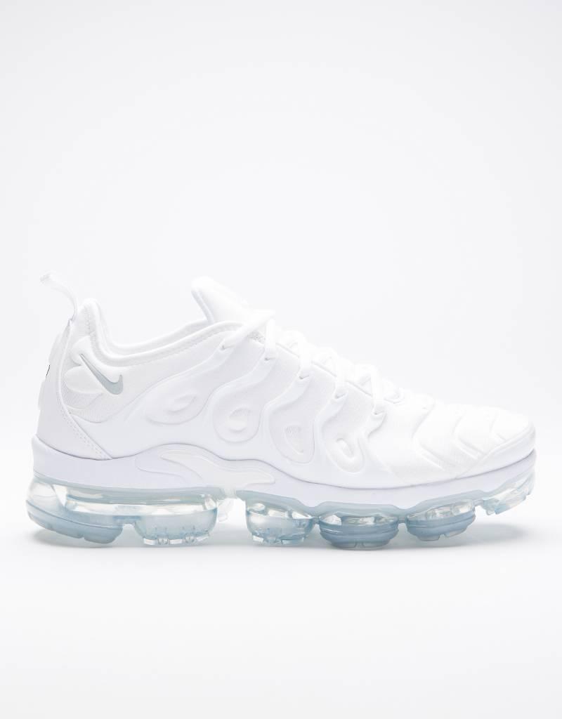 Nike Air VaporMax Plus white/white-pure platinum