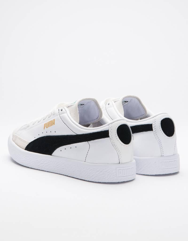 Puma Basket 90680 Puma White-Puma Black