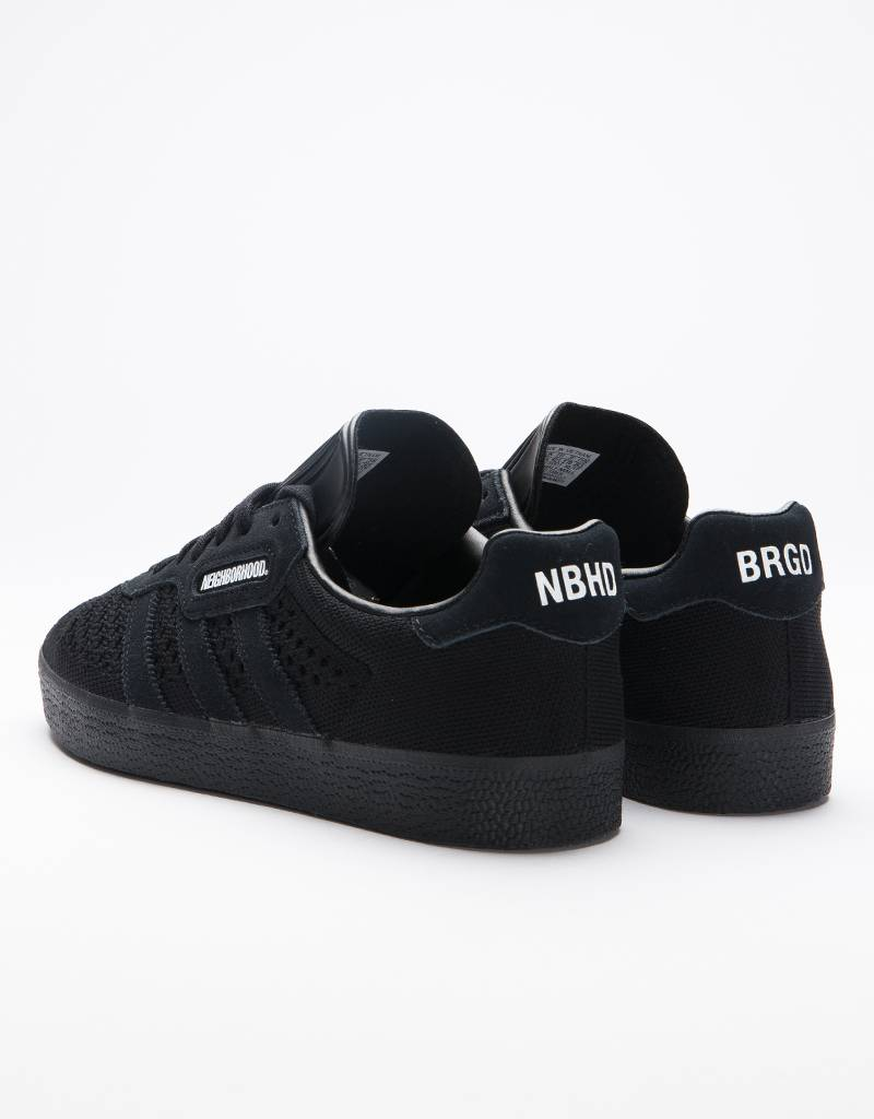 Adidas X Neighbourhood Gazelle Super Cblack/Cblack/Cblack