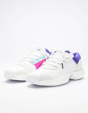 Adidas Adidas Consortium Crazy 1 ADV Nicekicks core white / off white / energy aqua