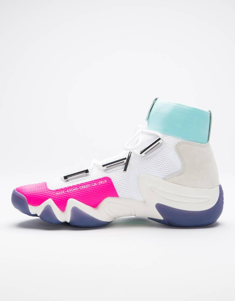 Adidas Consortium Crazy 8 ADV Nicekicks ftwr white / off white / energy aqua f17