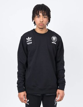 Adidas Adidas Neighbourhood Commander Sweatshirt Black
