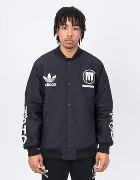Adidas Adidas Neighbourhood Stadium Jacket Black