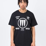 Adidas Neighbourhood Logo Tee Black
