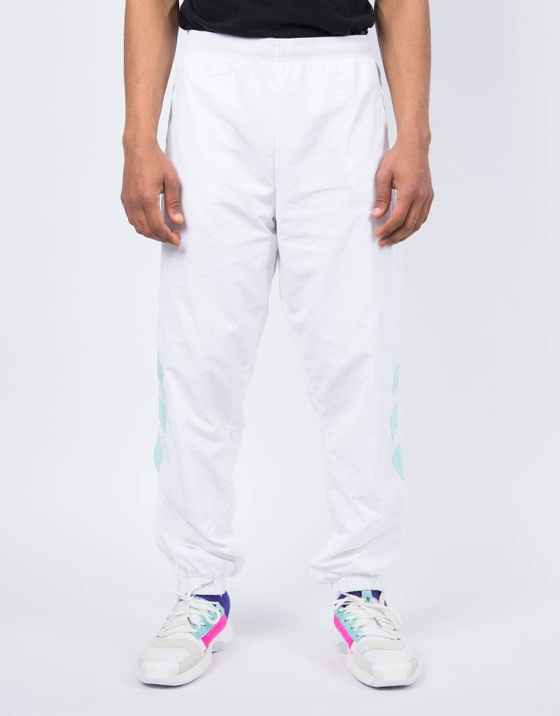 Adidas Consortium Tironti Trackpant Ltd Nicekicks white / energy aqua / energy ink