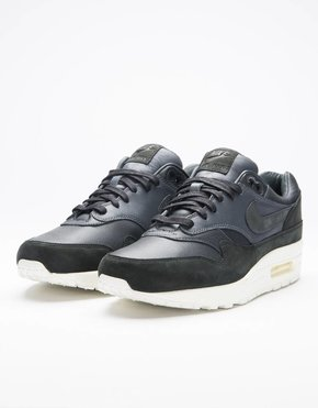 Nike NikeLab Air Max 1 Pinnacle black/anthracite-dark grey-sail