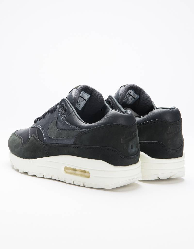 NikeLab Air Max 1 Pinnacle black/anthracite-dark grey-sail