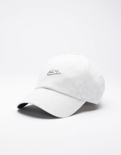 Nike Heritage 86 Cap Birch heather/black/matte silver