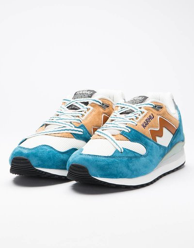 "Karhu Synchron ""Linnut Pack"" Blue Coral/Glazed Ginger"