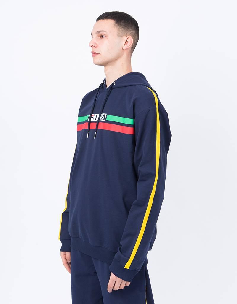Fila Ryan Hooded Sweatshirt Peacoat