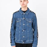 Kappa Kontroll Denim Jacket It Denim