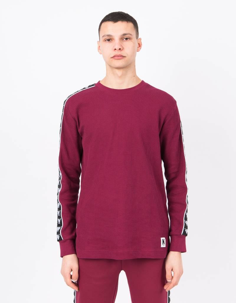 Kappa Kontroll Waffle T-Shirt Red Rododendro