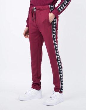 Kappa Kontroll Kappa Kontroll Slim Pants Red Rododendro