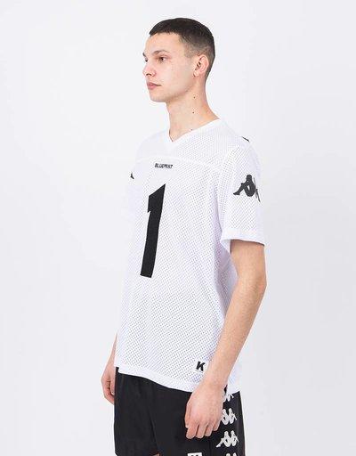 Kappa Kontroll Basket T-shirt White