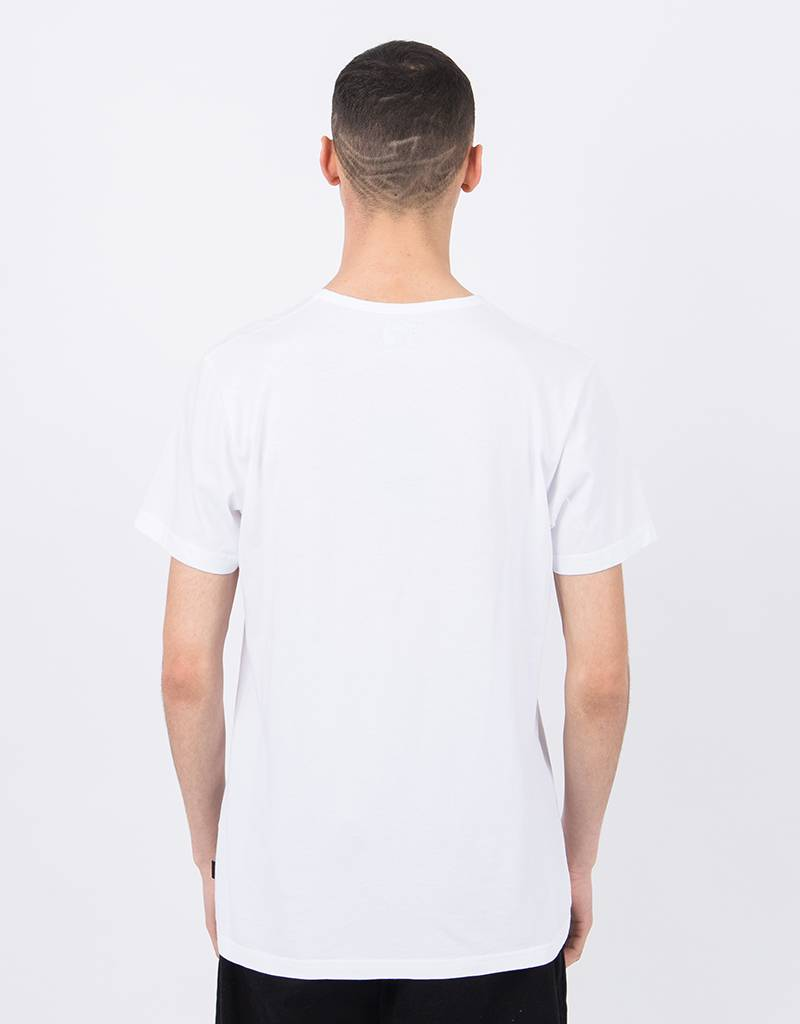 Ceizer Bisou Embroidery T-Shirt White