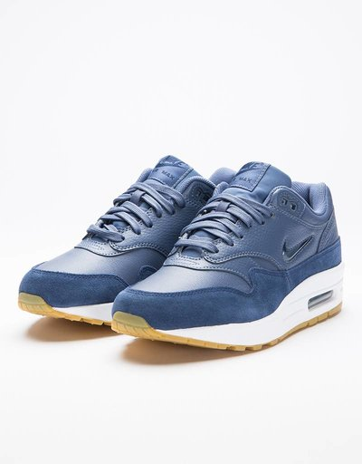 Nike women's air max 1 premium sc diffused blue/diffused blue-navy