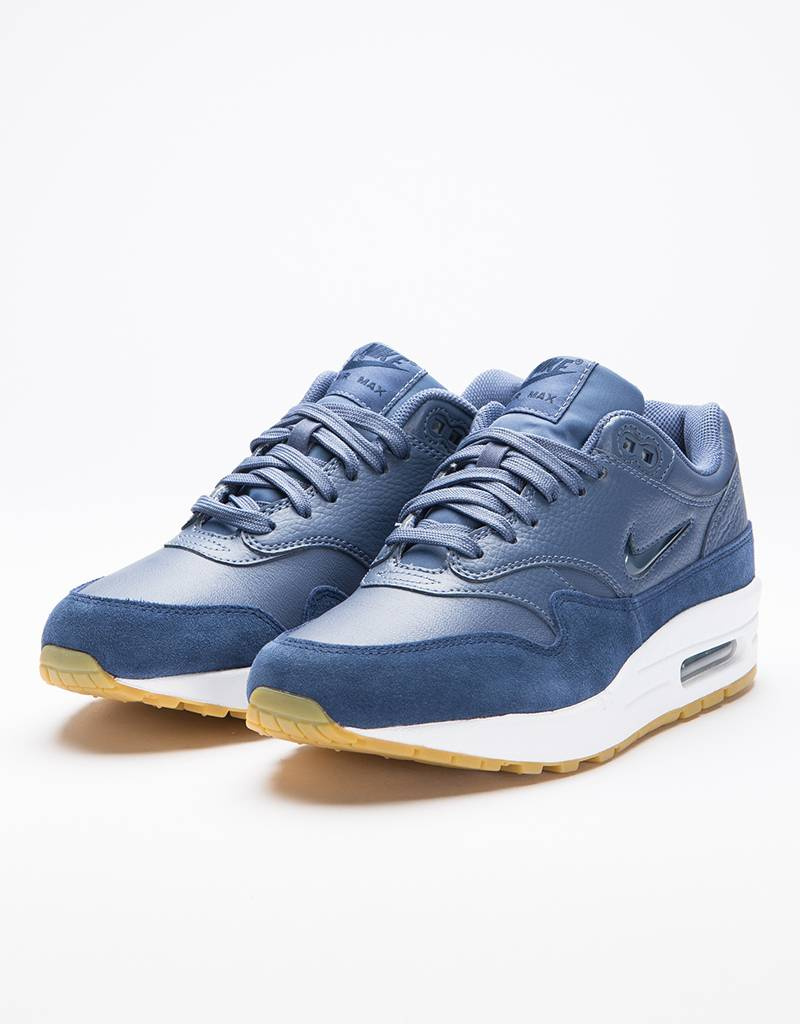 nike air max 1 premium bluenavy