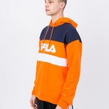 Fila Jude Cut and sew hood Golden poppy
