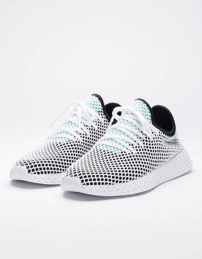 Adidas Adidas deerupt runner cblack/easgrn/ftwwht