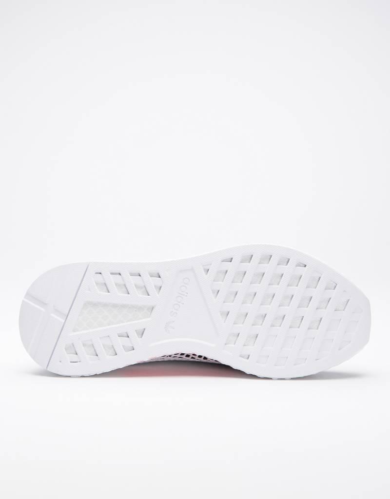Adidas deerupt runner cblack/easgrn/ftwwht