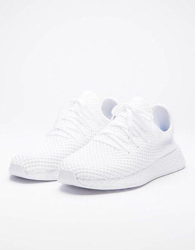 Adidas deerupt runner ftwwht/ftwwht/ftwwht