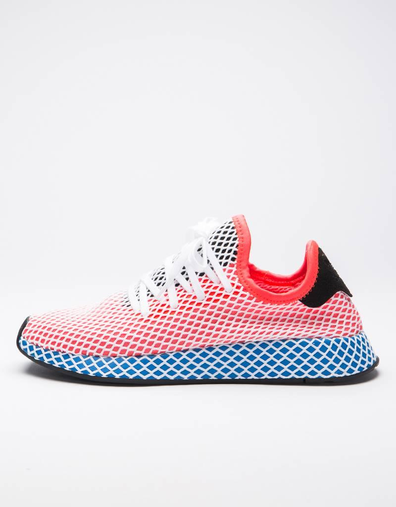 Adidas deerupt runner solred/solred/blubir