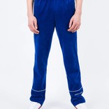 NEIGE Velour Sweatpants Blue