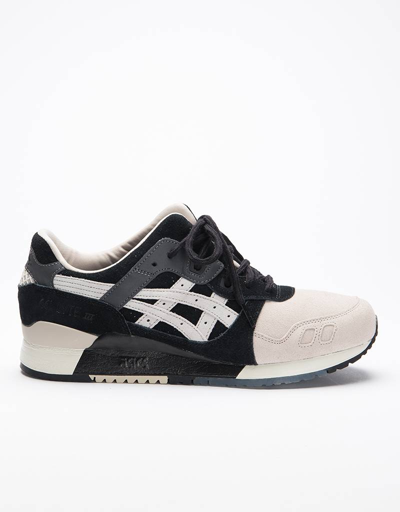 Asics Gel-Lyte III X KICKSLAB Black/Cool Grey