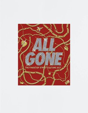 All Gone ALL GONE 2017 book Red