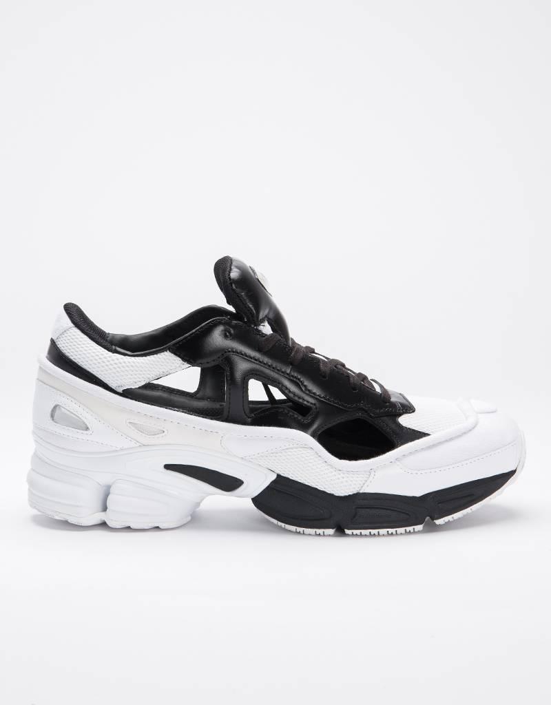 adidas RAF SIMONS Replicant Ozweego Core Black/Cream White/Ftwr White